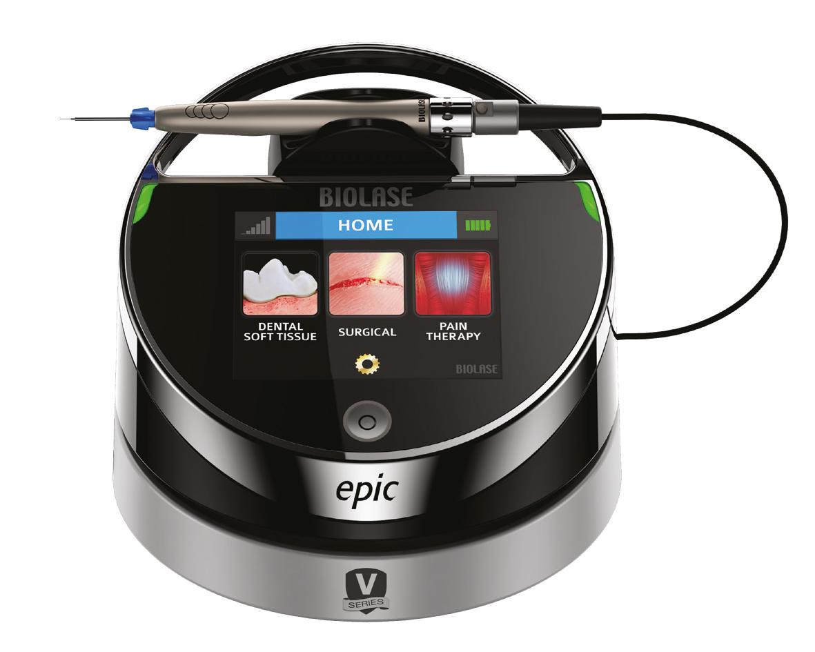Laser stomatologiczny Epic V