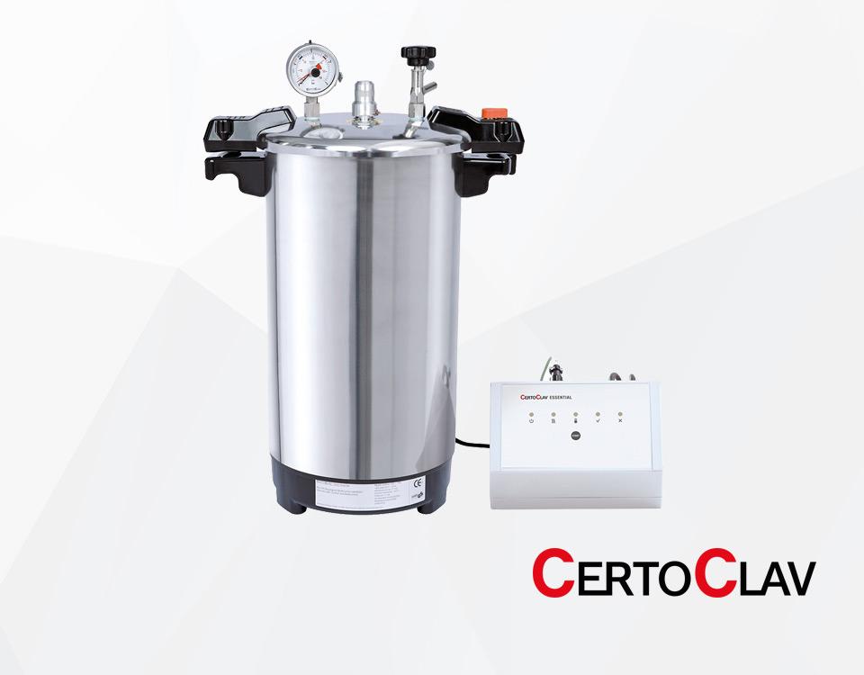 Autoklaw stomatologiczny CertoClav Essential